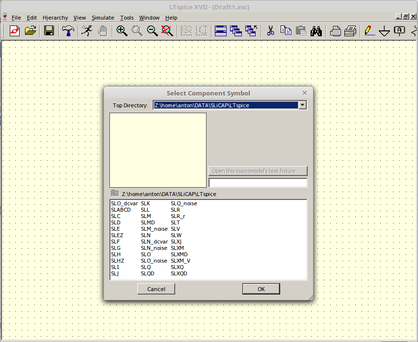 SLiCAP basic tutorial — Analog Electronics